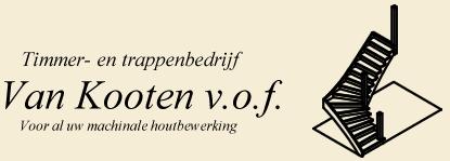 Timmer-en trappenfabriek Van Kooten vof